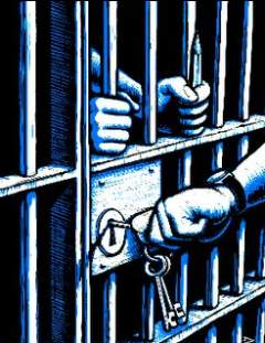 Behind Bars for Facebook Crimes